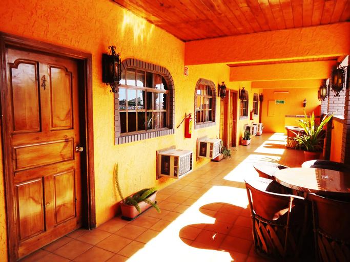 La Hacienda de la Langosta Roja, Mexicali