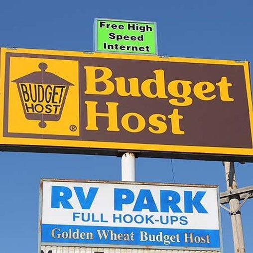 Golden Wheat Budget Host Inn Junction City, Geary