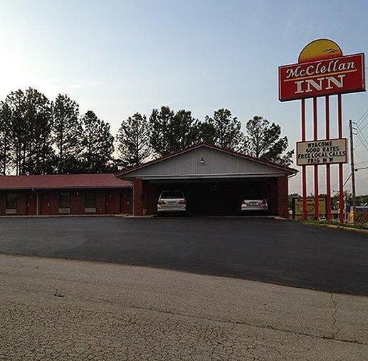 McClellan Inn Anniston, Calhoun