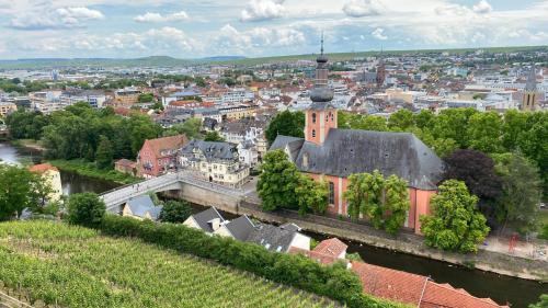 Ferienwohnung NAVA auf der Kauzenburg, Bad Kreuznach