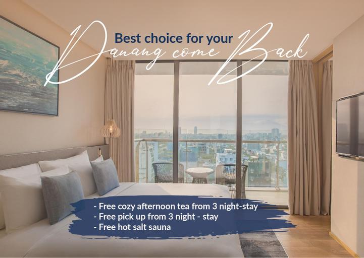 Sel De Mer Hotel & Suites, Sơn Trà