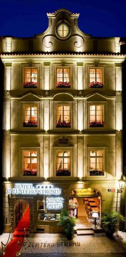 Hotel U Zlateho Stromu, Praha 1
