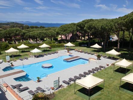Golf Hotel Punta Ala, Grosseto