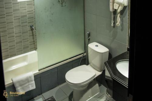 Boulevard City Suites Hotel Apartments,