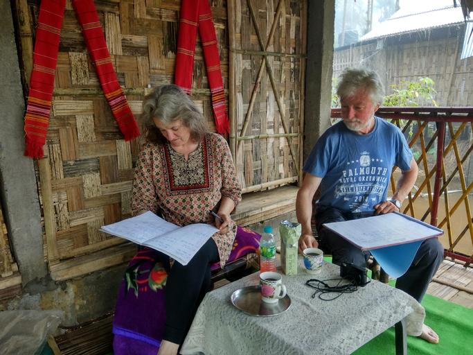 Have a sanctuary .famous for Gibbon ape ., Jorhat