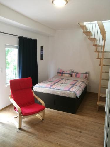 Idar-Oberstein Downtown apartment, Birkenfeld