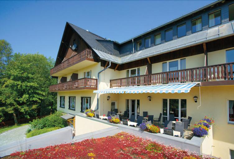 Ferienhotel Haus am Ahorn, Vogtlandkreis