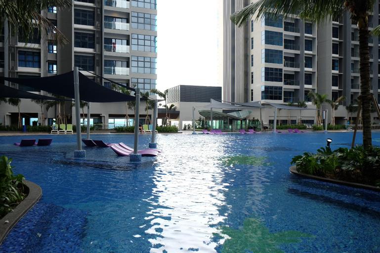 Atlantis Residence@Iconstay Melaka, Kota Melaka