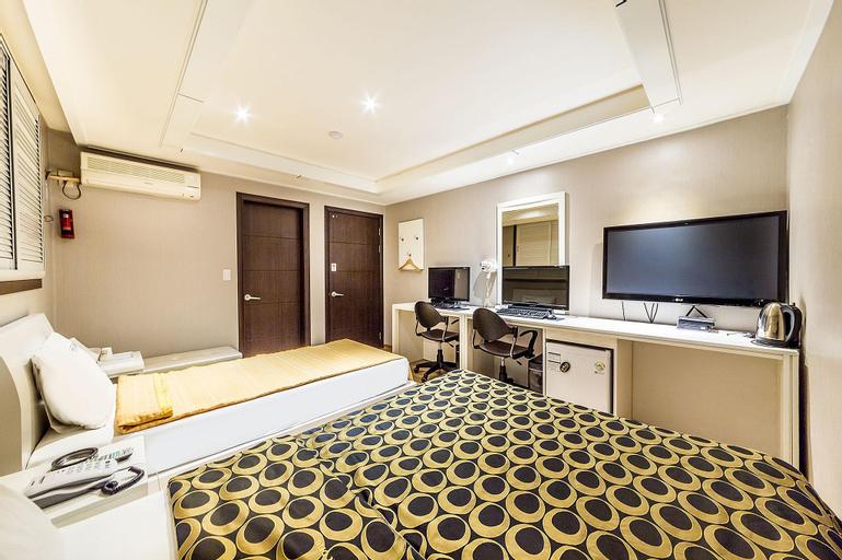 ZIO Hotel, Suwon