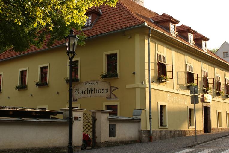 Penzion Kachelman, Banská Štiavnica