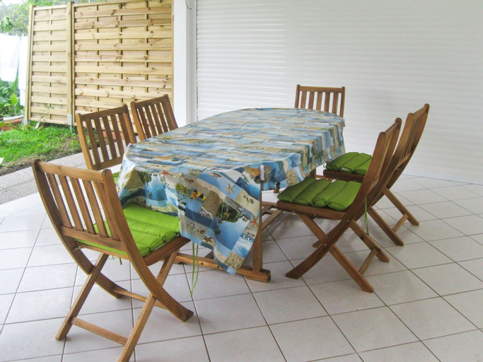 House With 2 Bedrooms in Le Robert, With Wonderful sea View, Enclosed, Le Robert