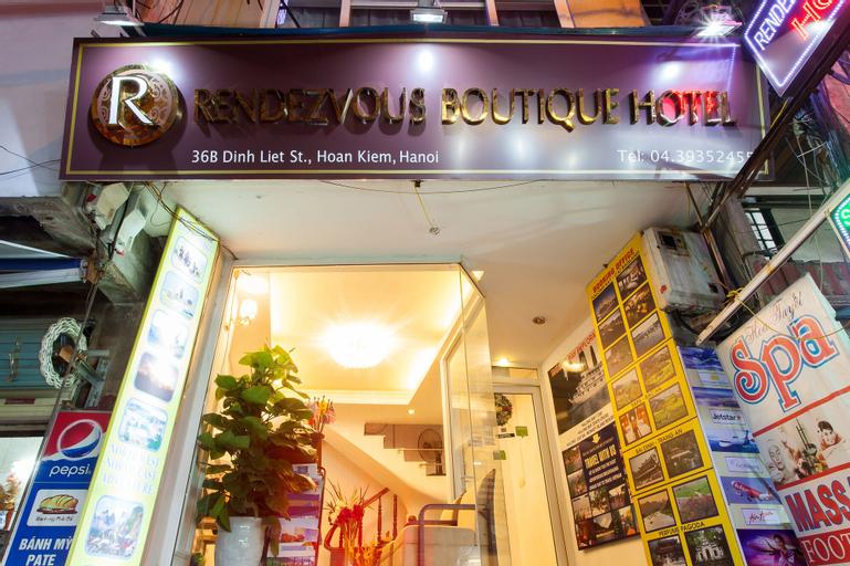 Rendezvous Boutique Hotel, Hoàn Kiếm