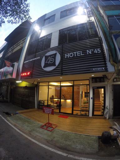 Hotel N45, Kulaijaya