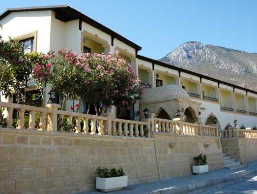 Bellapais Monastery Village,