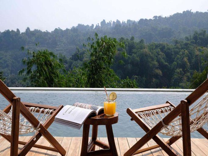 Boscha Villas 101, Magnificent Villa in Lembang, Bandung