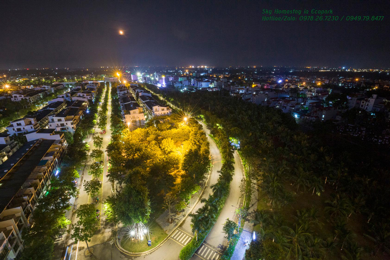 Sky Homstay toa D Westbay, Văn Giang