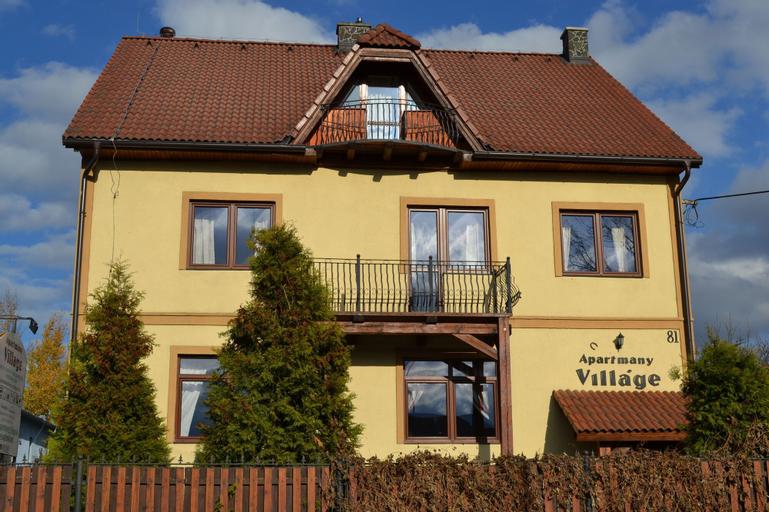 Apartmány Village, Poprad