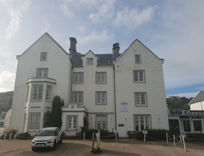 The Grey Gull Hotel, Argyll and Bute