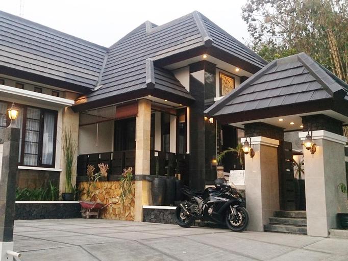 Villa Amaryllis Kaliurang, Sleman