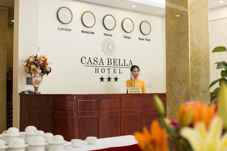 Casa Bella Hotel, Cầu Giấy