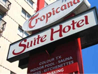 Tropicana Suite Hotel, Greater Vancouver