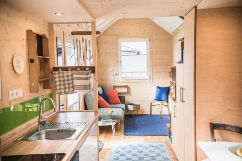 Tiny-Haus im Sudhessischen Ried, Groß-Gerau
