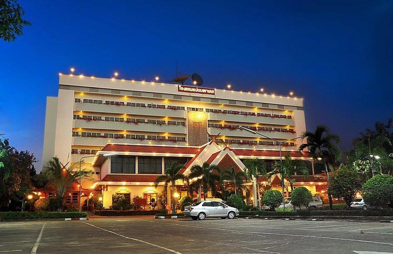 Maeyom Palace Hotel, Muang Phrae