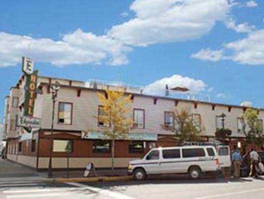 Edgewater Hotel, Yukon