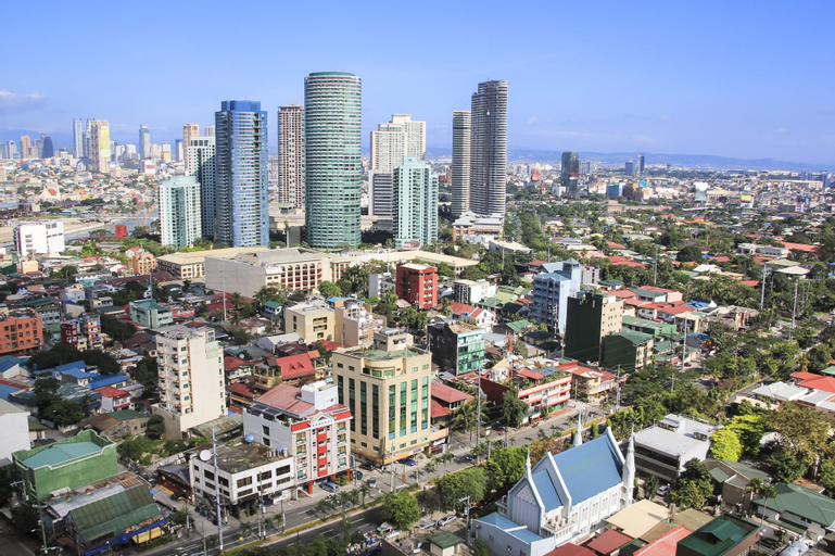 Affordable Studio Type Condominium w/ POOL & GYM, Quezon City