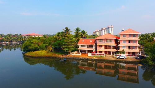 VJ Villa Apartments, Ernakulam