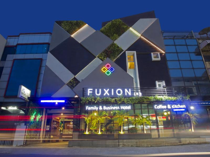 Fuxion Inn, Central Jakarta