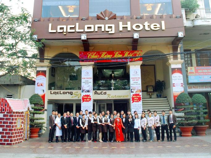 Lac Long Hotel, Hồng Bàng