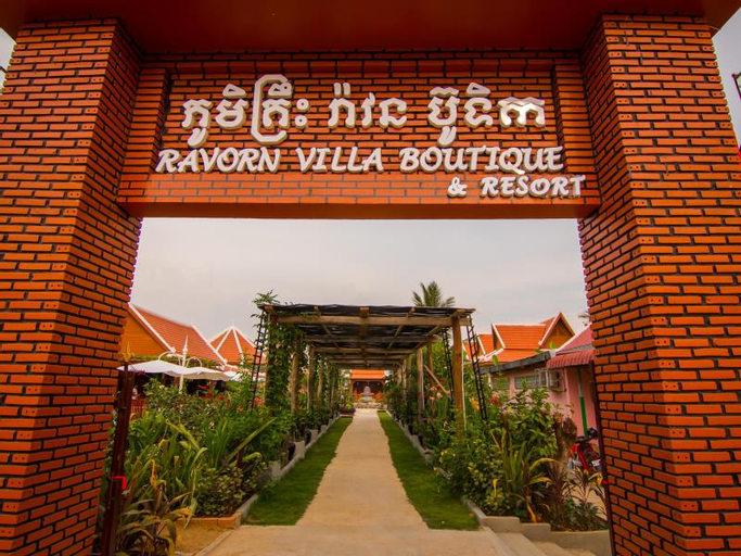 Ravorn Villa Boutique, Svay Pao