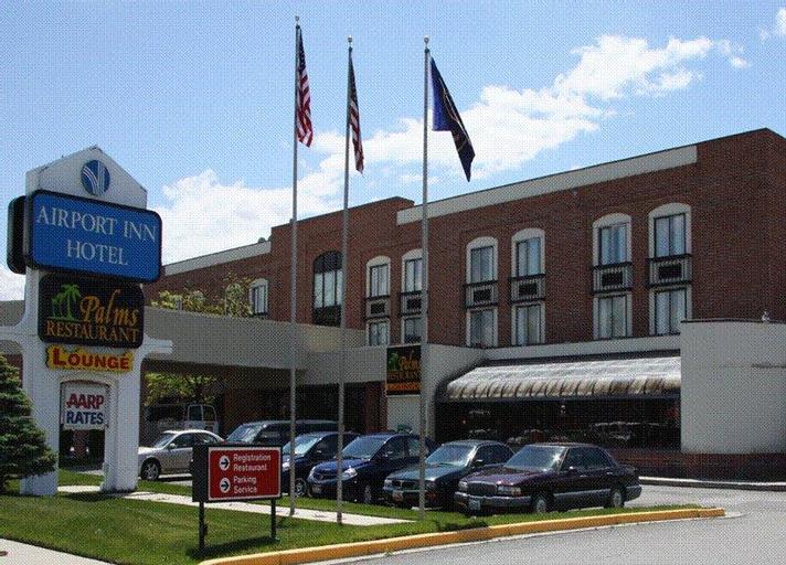 Airport Inn Hotel, Salt Lake