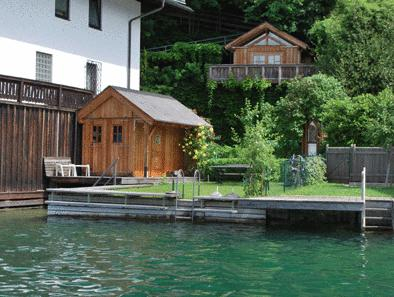 Hotel Garni Anzengruber, Gmunden
