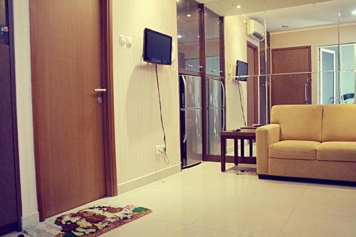 Sahid Sudirman Residence - Unit 28D, Central Jakarta