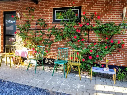 Tango Garden house -5 minute walk to LEGO house, Billund