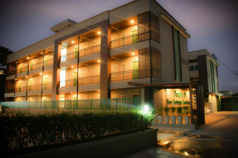 Double D Boutique Residence, Bang Lamung