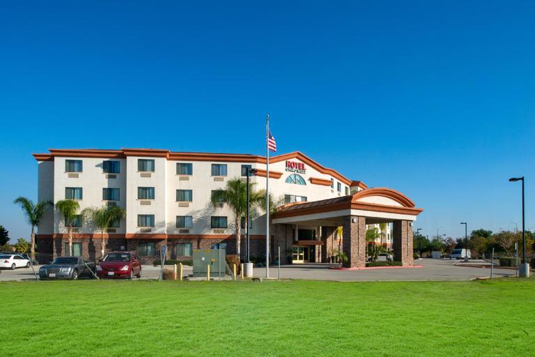 Hotel Chino Hills, San Bernardino