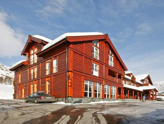 Vossestrand Hotel and Apartments, Voss