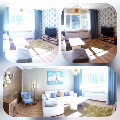 Marburg Apartment Mediterrane mit Kamin, Terrasse & Lounge, Marburg-Biedenkopf