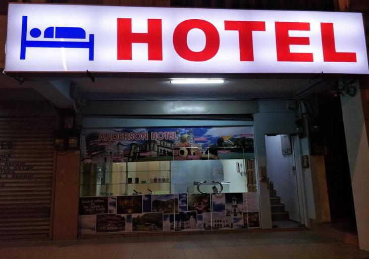 Anderson Hotel, Kinta