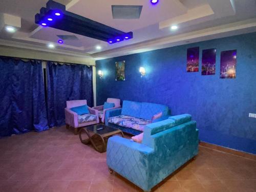 Porto Sokna Villa duplex ground floor Family only, 'Ataqah