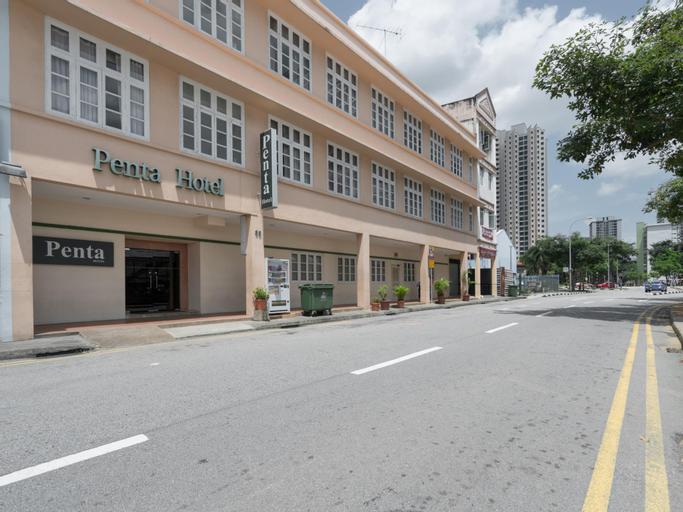 Penta Hotel (SG Clean Certified), Rochor