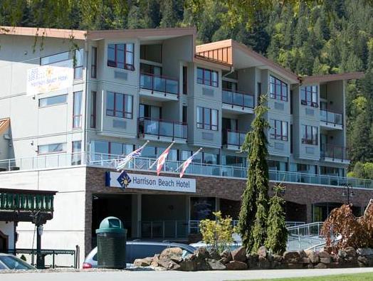 Harrison Beach Hotel, Fraser Valley