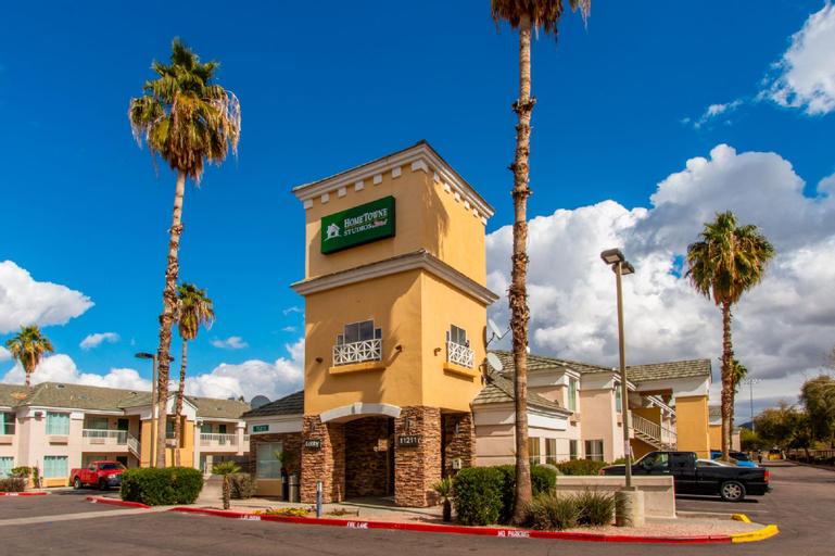HomeTowne Studios Phoenix - Black Canyon Highway, Maricopa