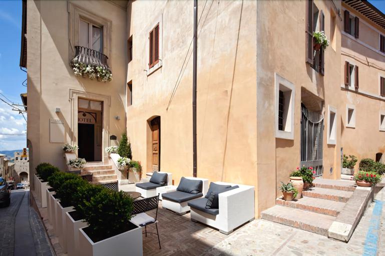 Hotel degli Affreschi, Perugia