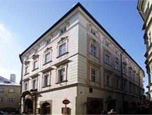 Palác U Kocku, Praha 1