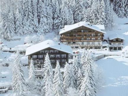 Hotel Waldhaus & Huldi, Frutigen