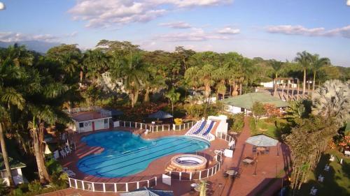 Hotel Campestre Hacienda San Jose, Restrepo